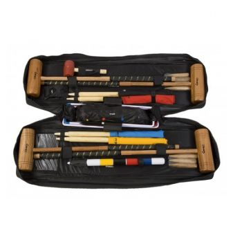4 Player Pro Croquet Set and Carry Bag