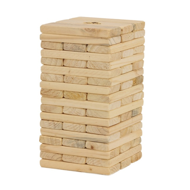 Epic Tumbling Tower Jenga