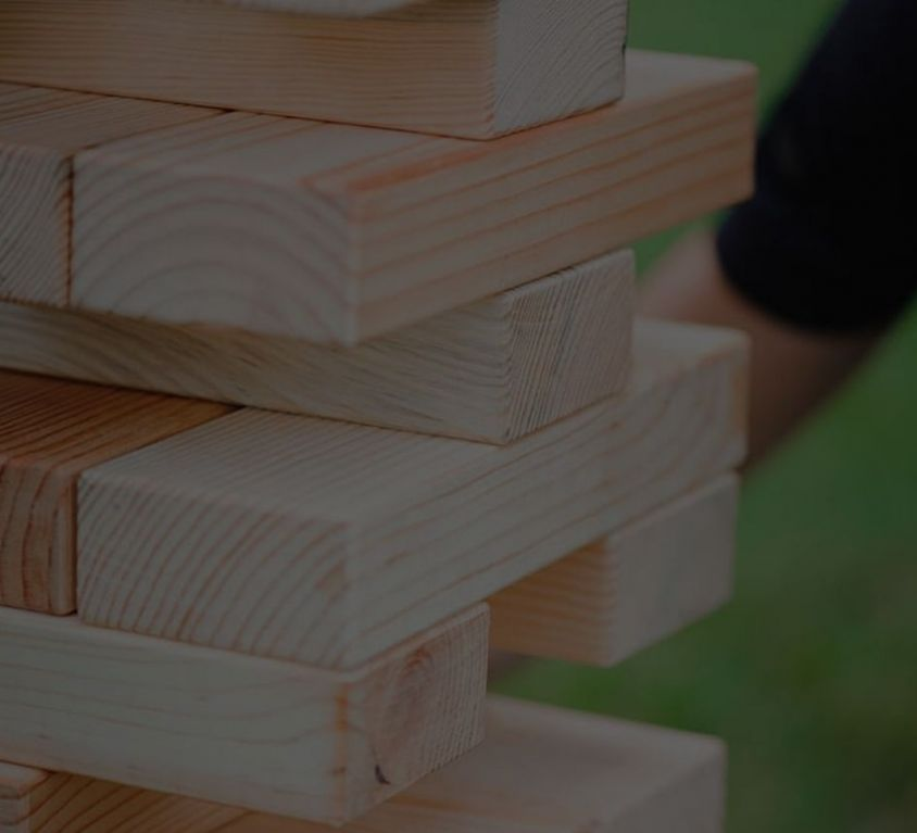 Wooden Outdoor Games For The Next Gathering