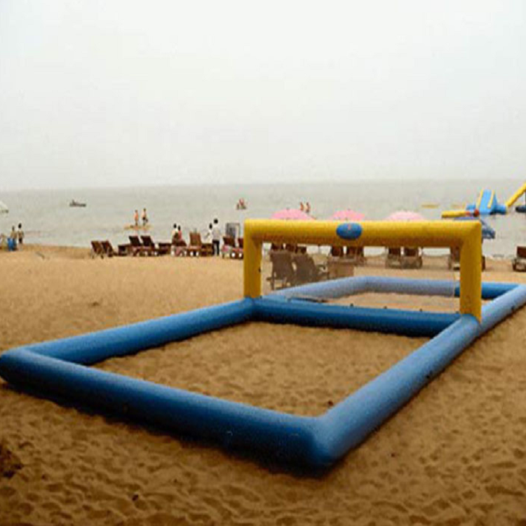 Mammoth Inflatable VolleyBall Court