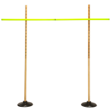 Wooden Limbo Game Set