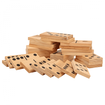 Mega Wooden Dominoes