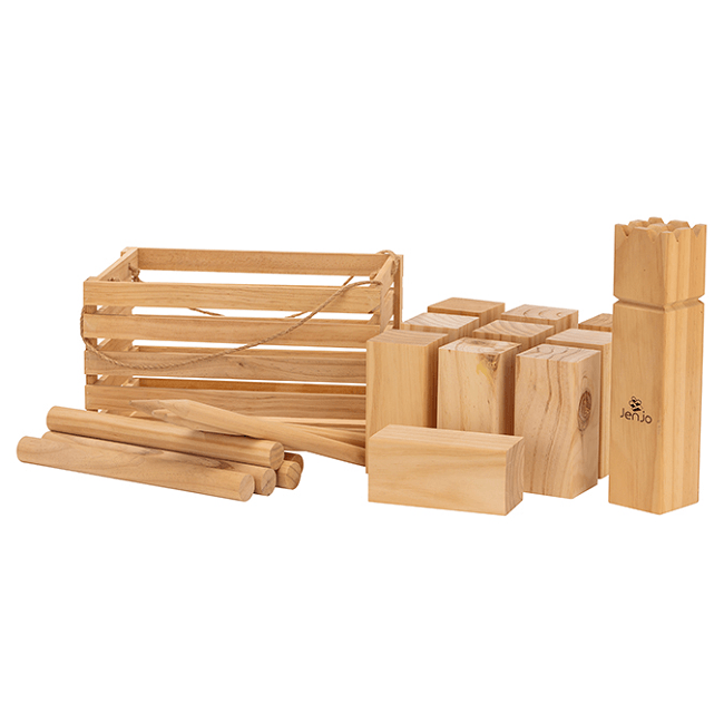 Premium Kubb Game Set